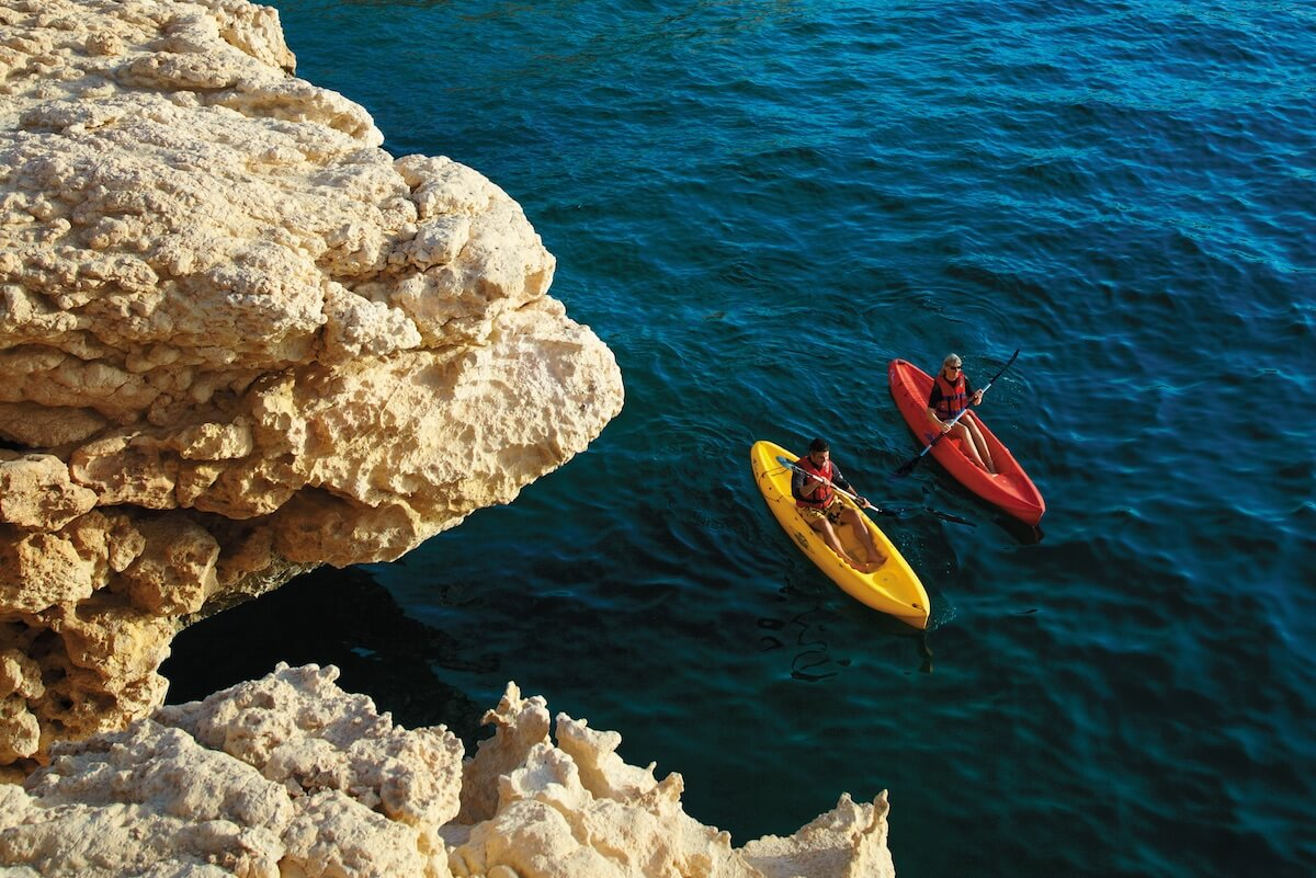 oman muscat cayaking 02