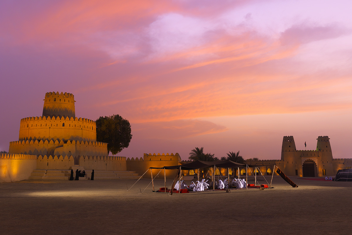 al jahili fort uae