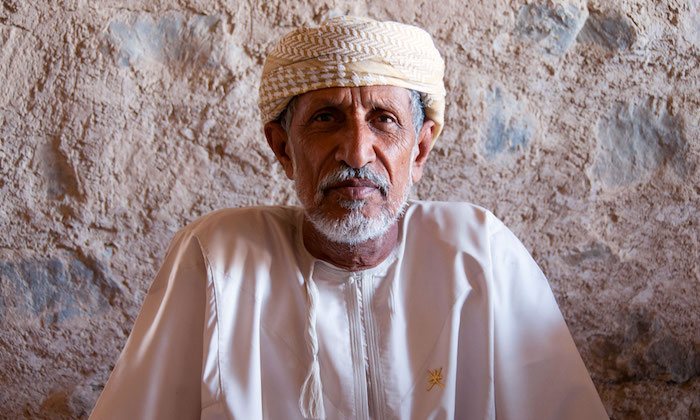 oman elite travel tourism omani man