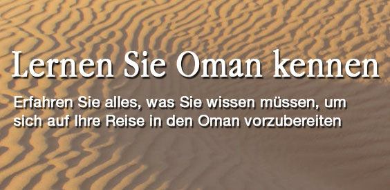 get to know oman